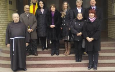 Trajno zavjetovanje i Izborni kapitul mjesnog bratstva OFS-a župe Brestovsko