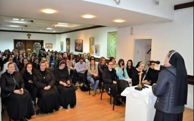 Drugi susret mladih koji imaju smještaj u redovničkim zajednicama