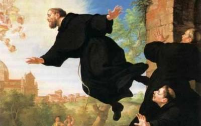 Sveti Josip Kupertinski - svetac koji pomaže studentima