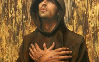 Rane svetog Franje - 'požar ljubavi'