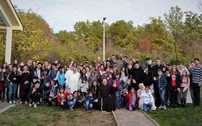 Mladi iz Sarajeva i Brestovskog na duhovnoj obnovi u Međugorju