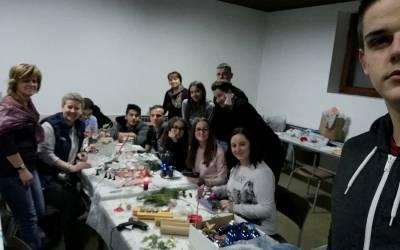 Na dobro nam došao Božić– Frama i FSR župe Nova Bila