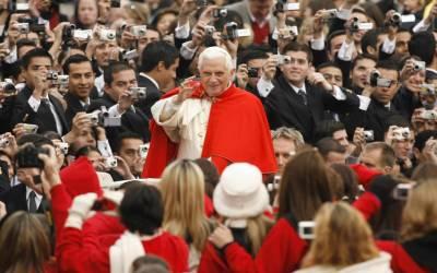 Deset savjeta Benedikta XVI. za mlade
