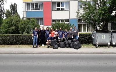 Ekološka akcija Frame Sarajevo