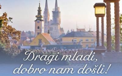 Počele prijave za XI. Susret hrvatske katoličke mladeži u Zagrebu